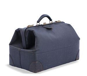 Medical bag - Traditional design
