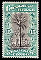 Belgian Congo palm 1915 issue-15c.jpg