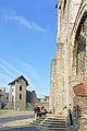 Belgium-6402 - Gravensteen Courtyard (13897240640).jpg
