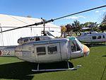 Bell AB 205 UH 1 H, Madrid, España, 2016 07.jpg