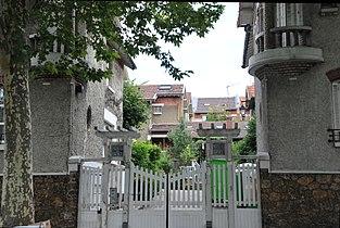 Villa Emile Loubet Paris
