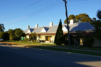 Bellevue, Western Australia - Image: Bellevue housing 02 gnangarra