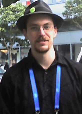 """Ben """"Yahtzee"""" Croshaw - Image: Ben Croshaw"""