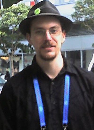 Picture of an author: Yahtzee Croshaw