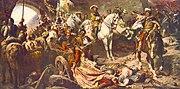 Benczúr Gyula: Budavár visszavétele (1896)