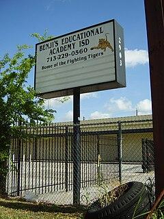 Benjis Special Educational Academy Charter school