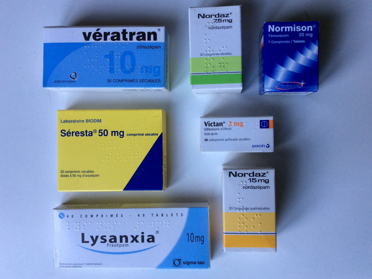 medicamentos para la ansiedad y nervios