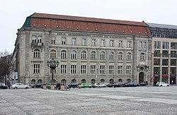 Berlin-Mitte, Academy of Sciences of Brandenburg.JPG