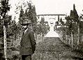 Bernard Berenson in the gardens of Villa I Tatti.jpg