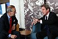 Bernard Kouchner with Peter Ricketts (3381770293).jpg