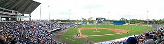 First Data Field - Image: Best Tradition Field Panorama Mets