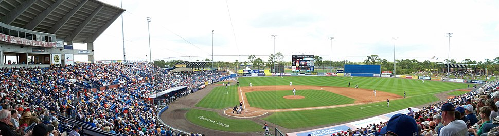 Tradition Field in 2009
