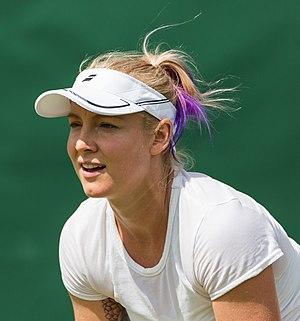 Bethanie Mattek-Sands - Bethanie Mattek-Sands 1, 2015 Wimbledon Qualifying