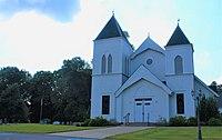 Bethlehem Methodist Church & Graveyard , Clarksville, TN (45).jpg