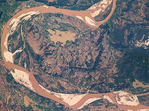 Betsiboka River - Image: Betsiboka River September 22, 2003