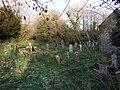 Beulah graveyard in winter - geograph.org.uk - 1112910.jpg