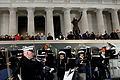 Beyoncé performs at Lincoln Memorial 1-18-09 hires 090118-A-7359K-031a.jpg