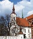 Białystok- Stary Kościół Farny (wiosna 2009)
