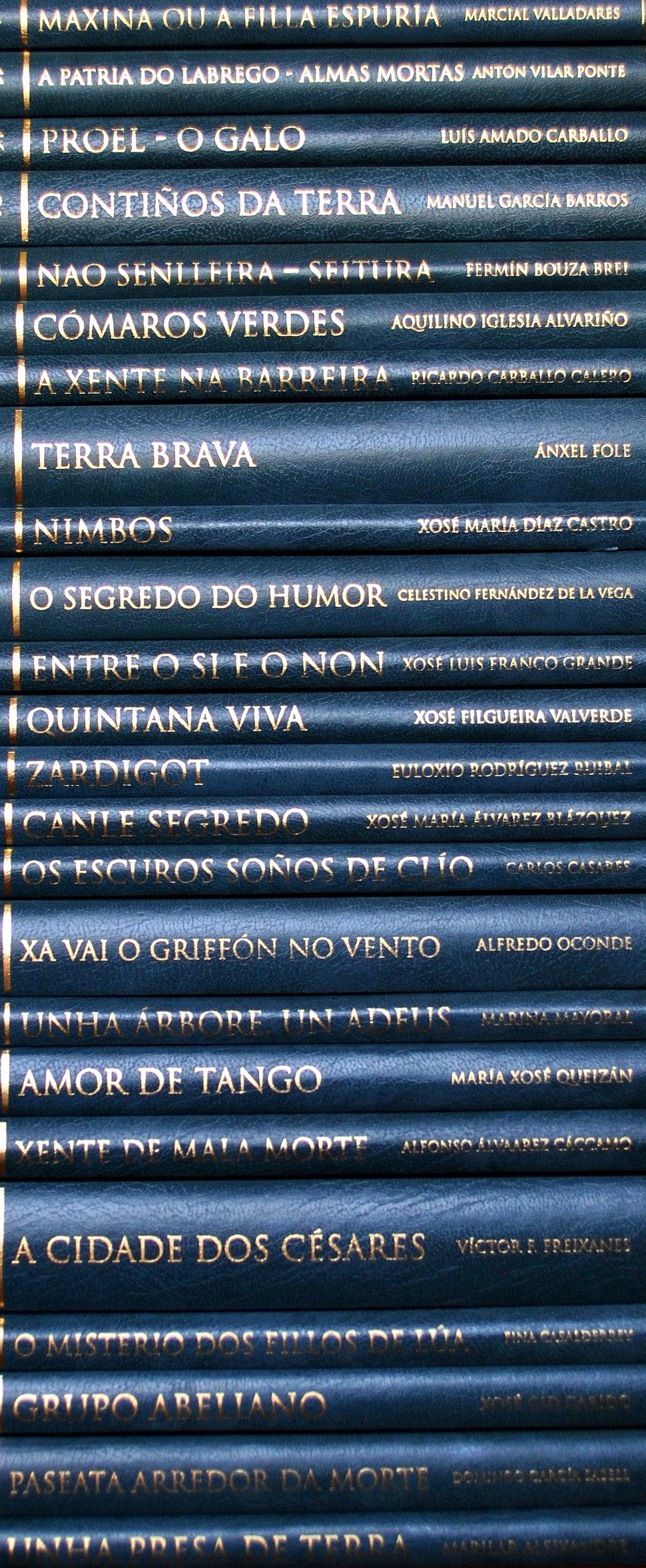 Biblioteca Galega 120