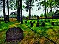 Biesna - WW I Military Cemetery No. 121.jpg