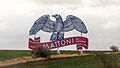Big logo of Mattoni mineralwater as advertisment near D8, Czech Republic-6323.jpg