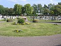 Biggleswade Town Cemetery, Beds - geograph.org.uk - 188114.jpg