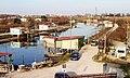 Bilancioni da pesca in prossimità di Porto Garibaldi - panoramio.jpg