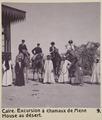 Bild från familjen von Hallwyls resa genom Egypten och Sudan, 5 november 1900 – 29 mars 1901. Kairo - Hallwylska museet - 91579.tif