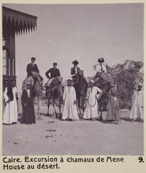 File:Bild från familjen von Hallwyls resa genom Egypten och Sudan, 5 november 1900 – 29 mars 1901. Kairo - Hallwylska museet - 91579.tif
