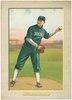 Bill Burns, Chicago White Sox, Cincinnati Reds, baseball card portrait LCCN2007685667.tif