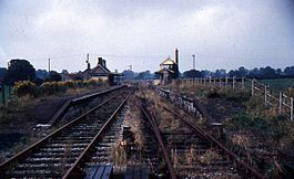 Binegar railway station in 1967.jpg