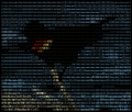 Bird converted to ASCII characters.png