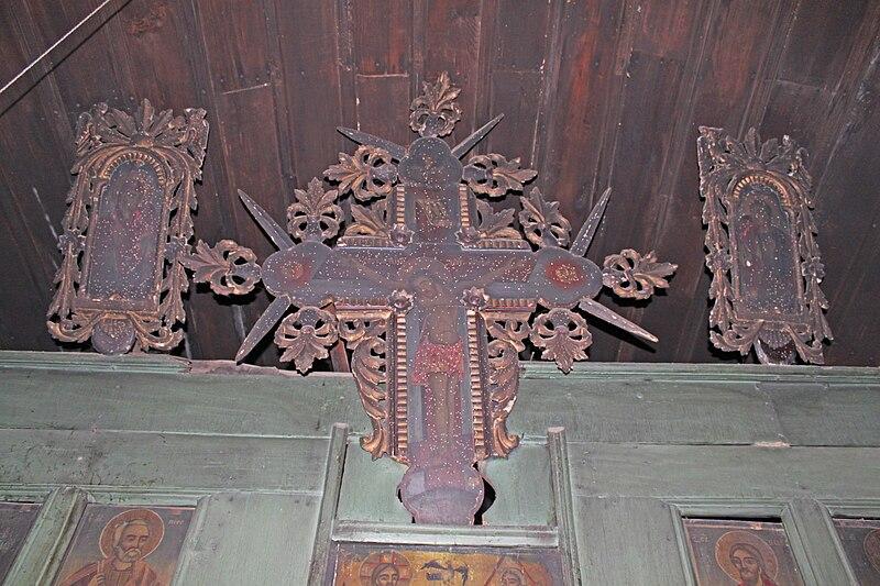 Fișier:Biserica de lemn din Satu Nou6.jpg