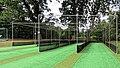 Bishop's Stortford Cricket Club practice nets, Hertfordshire 1.jpg