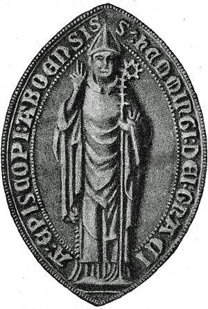 Hemming of Turku - Image: Biskop Hemmings sigill