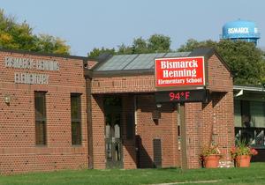 Bismarck, Illinois - Bismarck-Henning elementary school