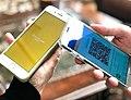 Bitcoin Cash wallets on mobile phones.jpg