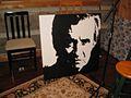 Black and White Johnny Cash Painting.jpg