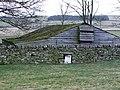 Blocked up sheephole - geograph.org.uk - 629163.jpg