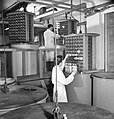 Blood Drying Unit- Processing Blood in the Laboratory, Cambridge, England, UK, 1943 D16746.jpg