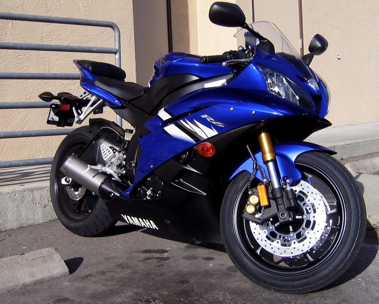 Yamaha Fz Fairings
