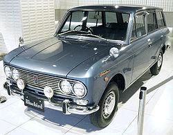 Datsun Bluebird Kombi (1964)