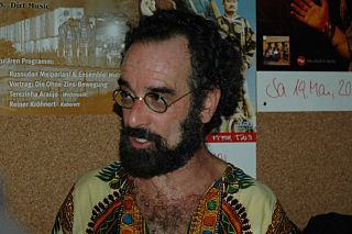 Bob Brozman American guitarist and ethnomusicologist
