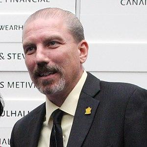 Bob Kinnear - Bob Kinnear in 2014