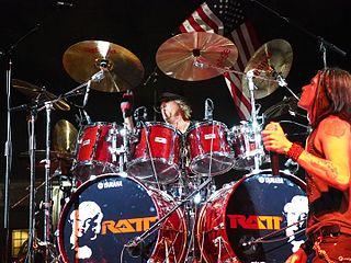 Bobby Blotzer American musician