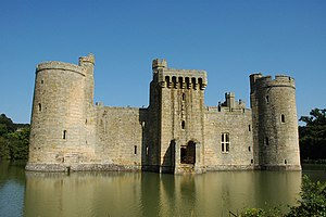Bodiam Castle by