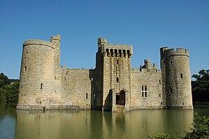 Bodiam Castle by