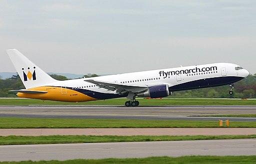 Boeing 767-31K(ER), Monarch Airlines JP464286