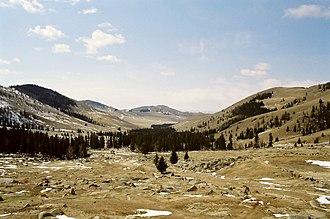 National park - Bogd Khan Uul National Park, Mongolia. One of the earliest preserved areas now called a national park.
