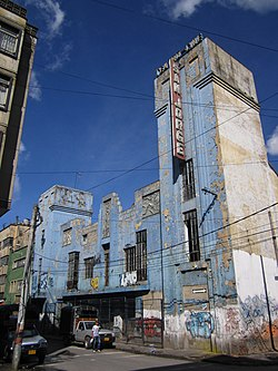 Bogotá, carrera 14 calle 15 teatro San Jorge.JPG